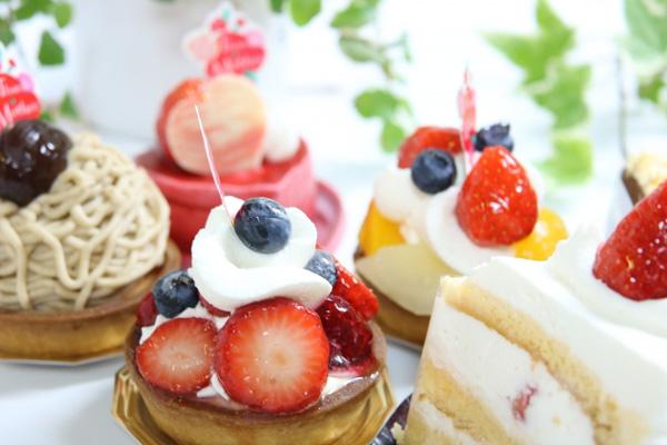 ケーキ屋さんのアルバイトレビュー