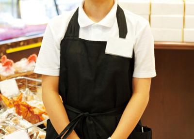 ケーキ屋さんの店員の仕事